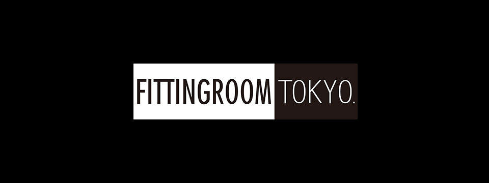 FITTINGROOM TOKYO.ビジュアル