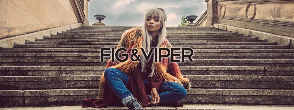 FIG&VIPERビジュアル