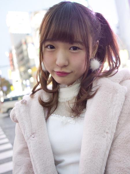 渋谷に生きる女の子たちの 魅力がたっぷりつまった、 109スペシャルコンテンツ ~FLAGSHIP GIRLS Vol.10~ Honey Cinnamon SHOP STAFF  りかぴ