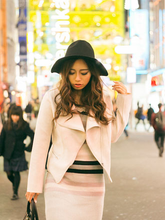 渋谷に生きる女の子たちの 魅力がたっぷりつまった、 109スペシャルコンテンツ ~FLAGSHIP GIRLS Vol.16 RESEXXY DESIGNER RESEXXY MODELS DJ 見須幸代